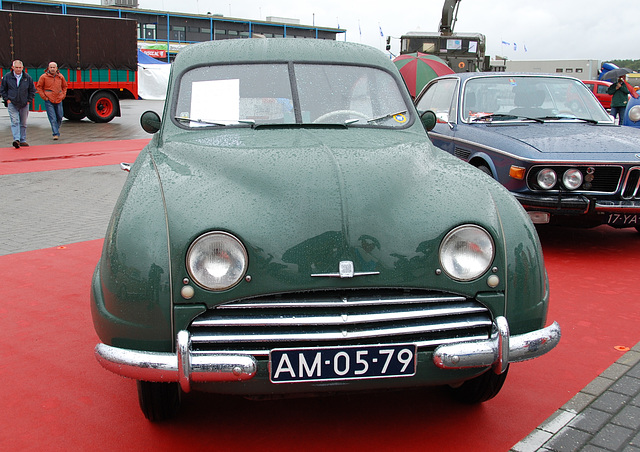 1951 SAAB 92 De Luxe