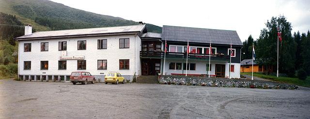 Harpefossen fjellstove in Norway