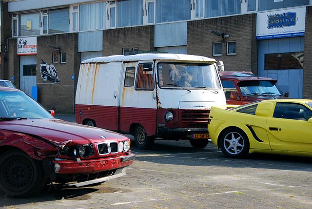 1978 Peugeot J7