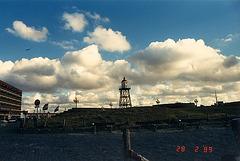 Kijkduin in 1989