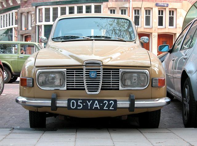 1973 Saab 96 V4