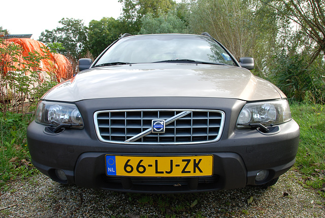 2003 Volvo V70 D5 AWD Geartronic