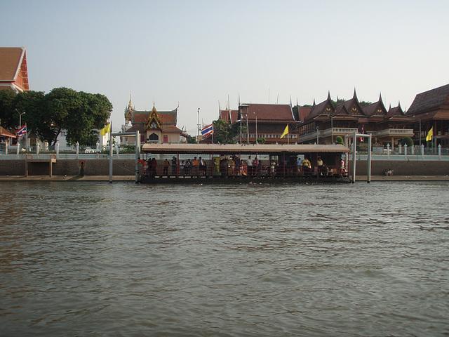 Ayuthaya river trip