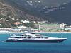 M/Y Attessa IV at St. Maarten - 30 January 2014