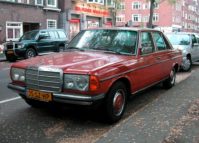 1979 Mercedes-Benz 230