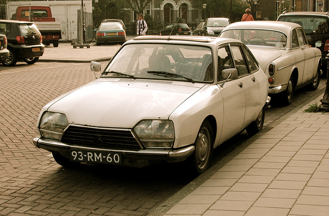 1977 Citroën GS Club