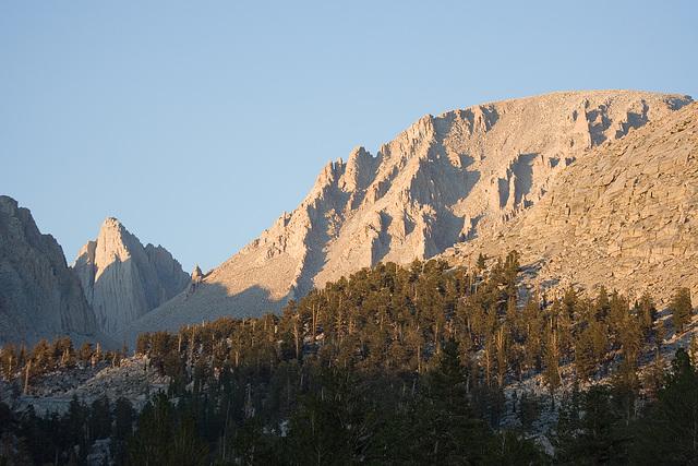 High Sierra Evening