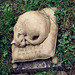 Highgate cemetery: The beautiful cat endures