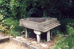 Highgate cemetery: Grave of William Thornton
