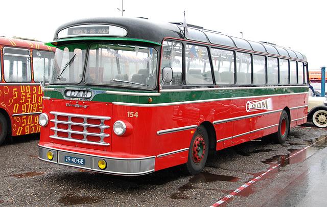 1965 DAF TB160 DD 530