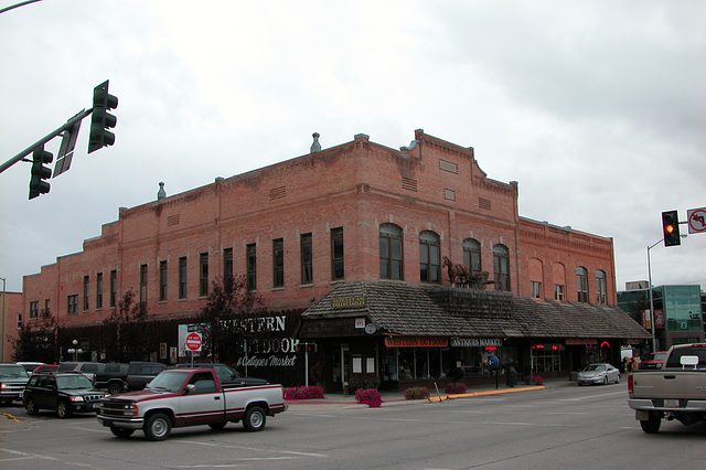 Opera House of Kalispell, Montana (1896)