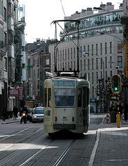 PCC tram in Antwerp