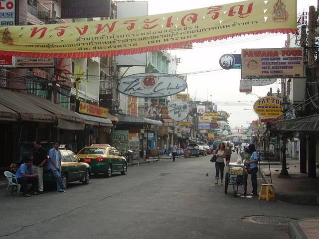 Bangkok - Banglampu