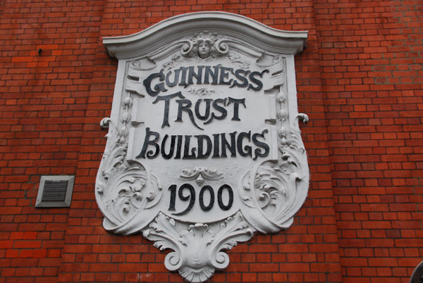 Guinness Trust Buildings, Fulham Palace Rd