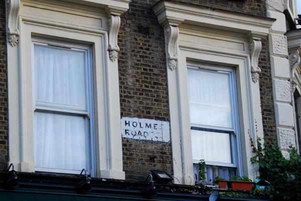 Holmes Road