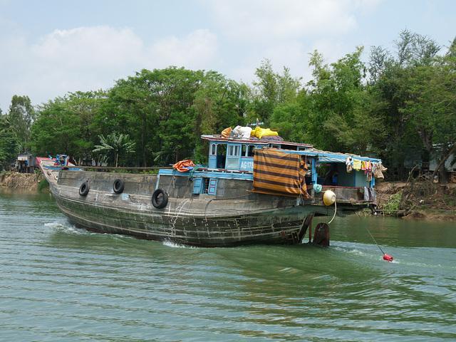 Houseboat #1
