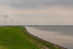 Damm nach Rømø - 20130511