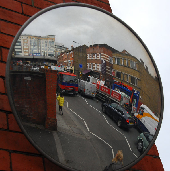 Mirror, Fulham Palace Road