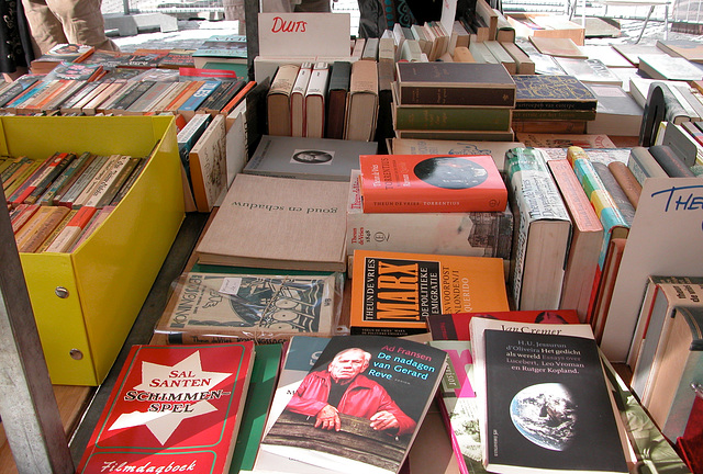 On the Amsterdam book market