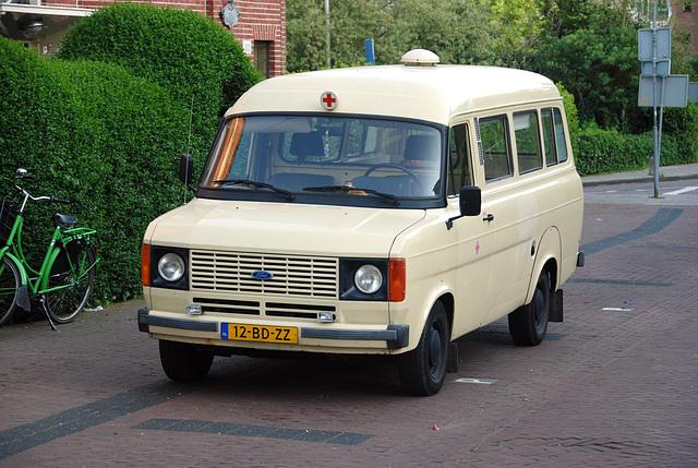 1984 Ford Transit
