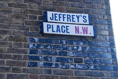 Jeffrey's Place new and old