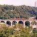 Old pics: Railway bridge in Luxemburg