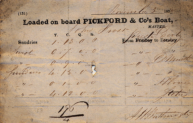 Pickford & Co 's Boat