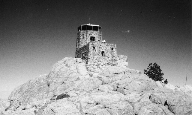 Old Fire Lookout