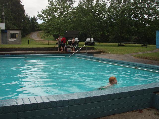 Grassy Spur Pool
