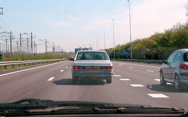 1982 Mercedes-Benz 280 E