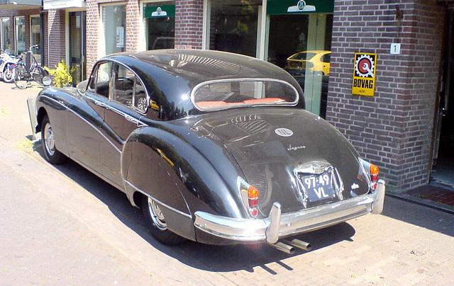 Jaguar Mk VIII B
