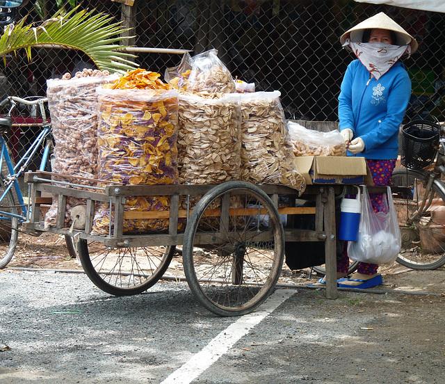 Masked Vendor