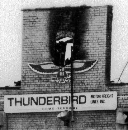 Thunderbird Motor Freight