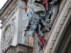Dragon of Smithfield market