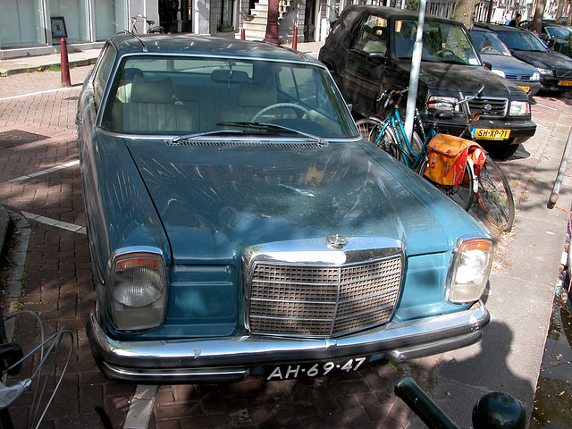 1971 Mercedes-Benz 250 CE