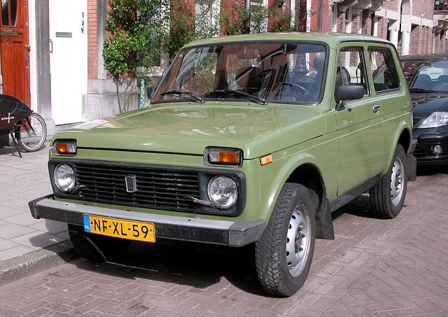 1995 Lada Niva