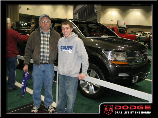 Me and Logan 2007