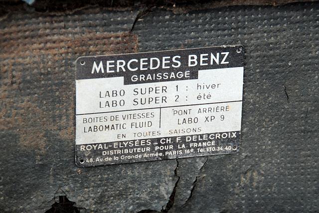 Mercedes meeting