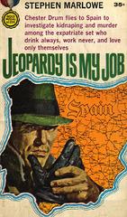 Stephen Marlowe - Jeopardy is My Job
