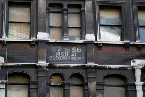 52-58 High St, Bloomsbury