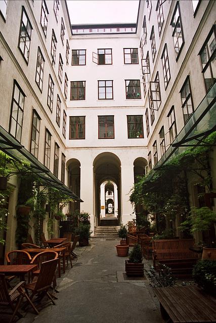 Passageway in Vienna