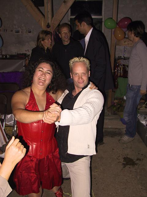 party - Sandy & Vince Linckers