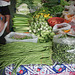 market - Thai vegetables