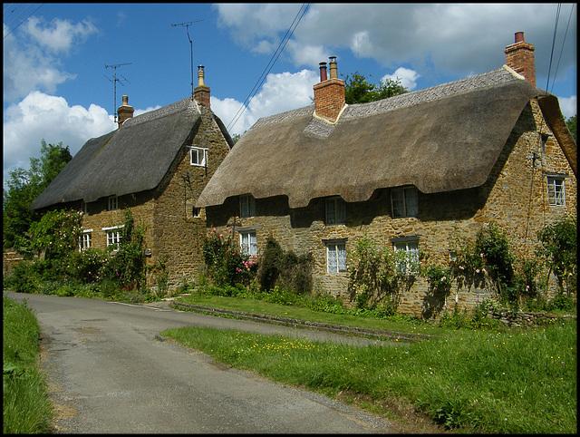 Bells Lane cottages