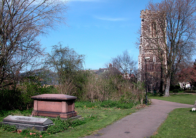 Hornsey Church Yard