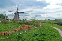 Nederland - Nijetrijne, De Rietvink