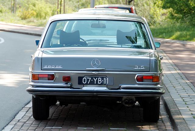 1973 Mercedes-Benz 280 SE 3.5