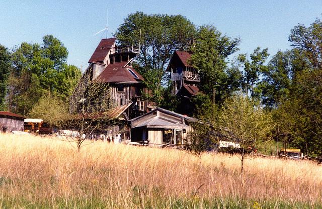 Barnhouse in Owen County