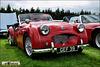 1954 Triumph TR2 - GEF 39