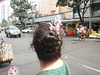 orchids for Sandy's hair